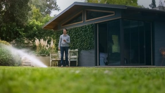 Cool Product Alert: A Smart Sprinkler Controller To Water Your Lawn