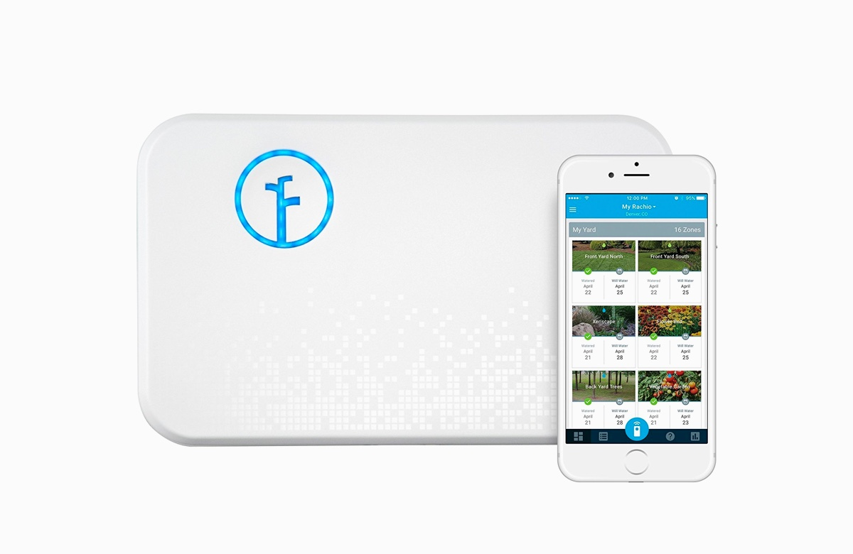 Cool Product Alert A Smart Sprinkler Controller To Water Your