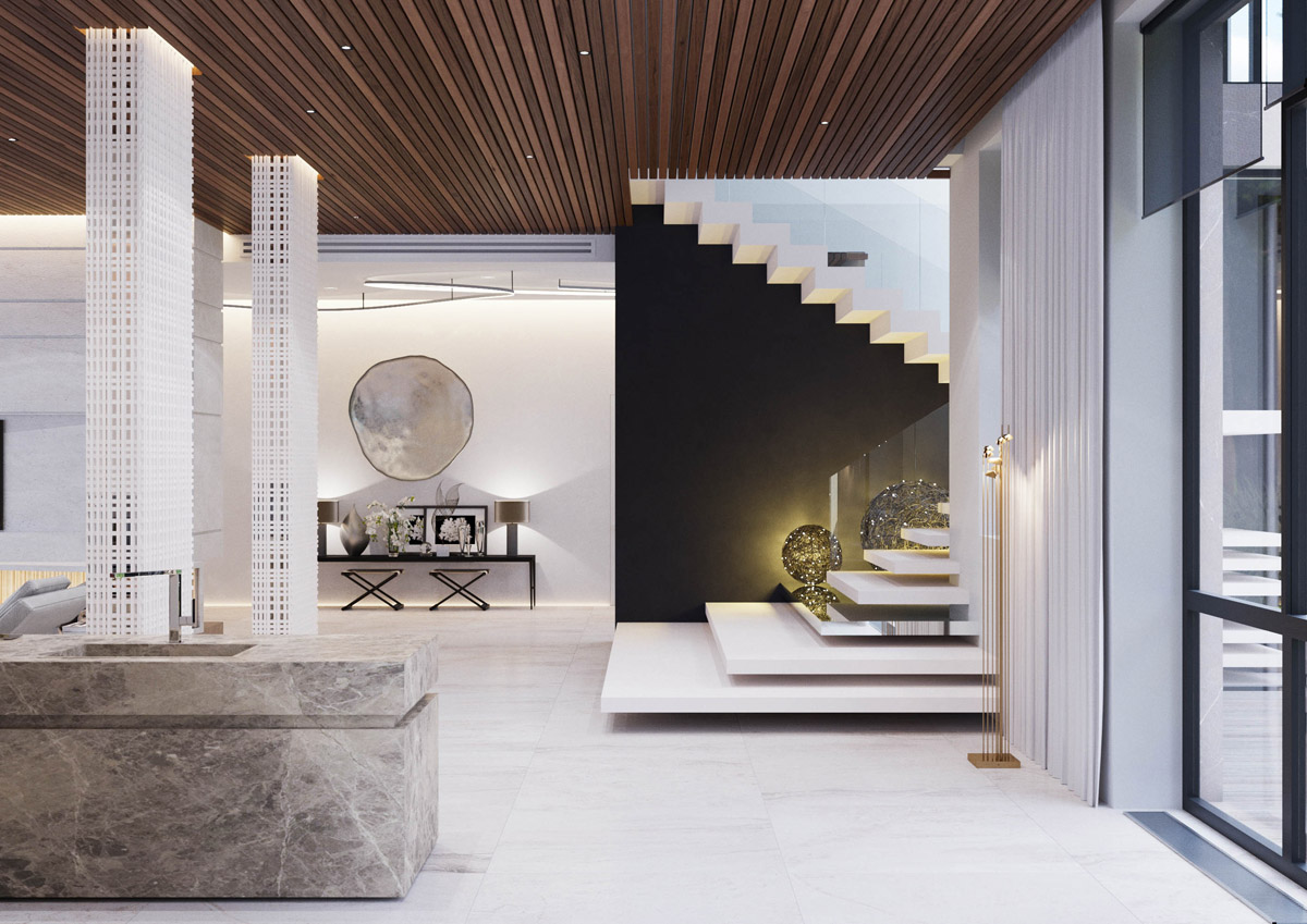 A Spacious Moscow Home That Exudes Luxury images 7