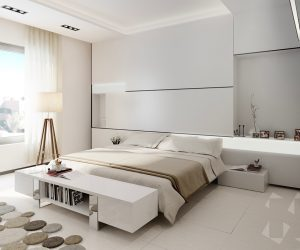 Bedroom Designs A White