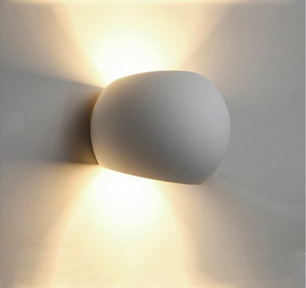 Ideal BUY IT Globe Shaped Wall Sconce