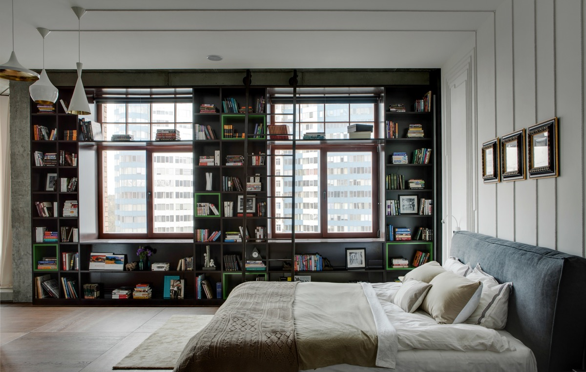 30 ... & 44 Awesome Accent Wall Ideas For Your Bedroom