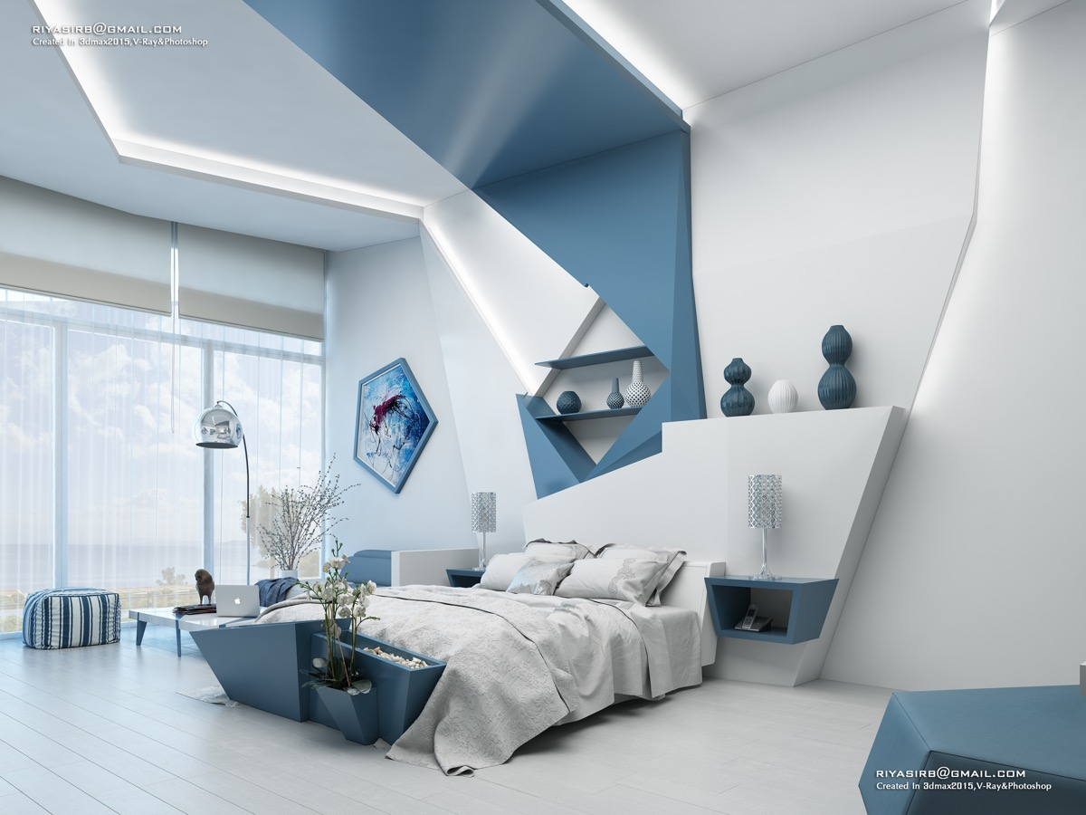 Remarkable 44 Awesome Accent Wall Ideas For Your Bedroom Download Free Architecture Designs Xaembritishbridgeorg