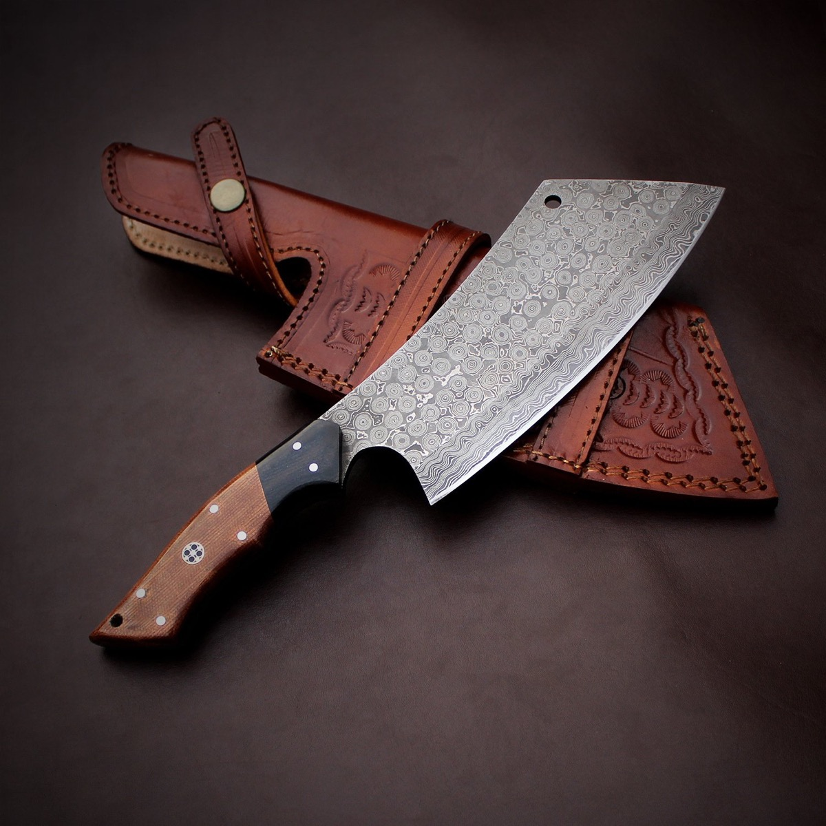 Cool Product Alert Damascus Knives