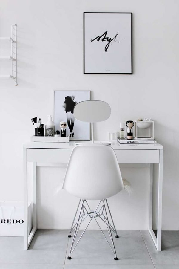 50 Beautiful Vanity Chairs Stools To Add Elegance To Your Dressing