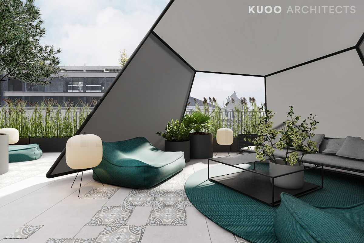 Balcony Green-outdoor-seating