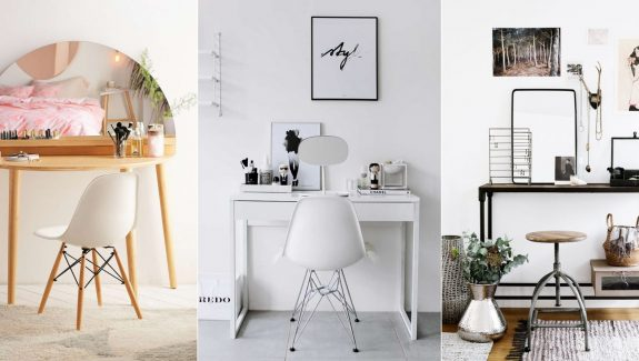 50 Beautiful Vanity Chairs & Stools To Add Elegance To Your Dressing Space