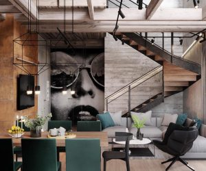 Industrial | Interior Design Ideas