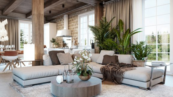 Awesome 2 Homes In Mediterranean Rustic Chic