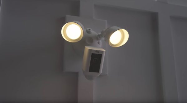 Cool Product Alert: Ring Floodlight Security Camera