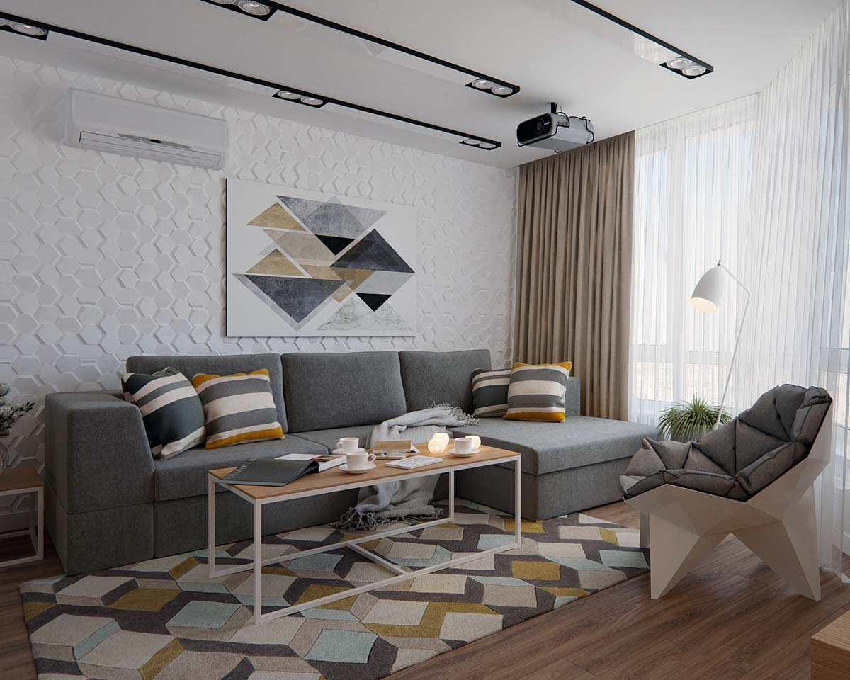 A Cozy Ecostyle Apartment in Lviv images 0
