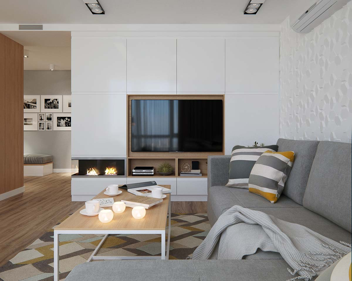 A Cozy Ecostyle Apartment in Lviv
