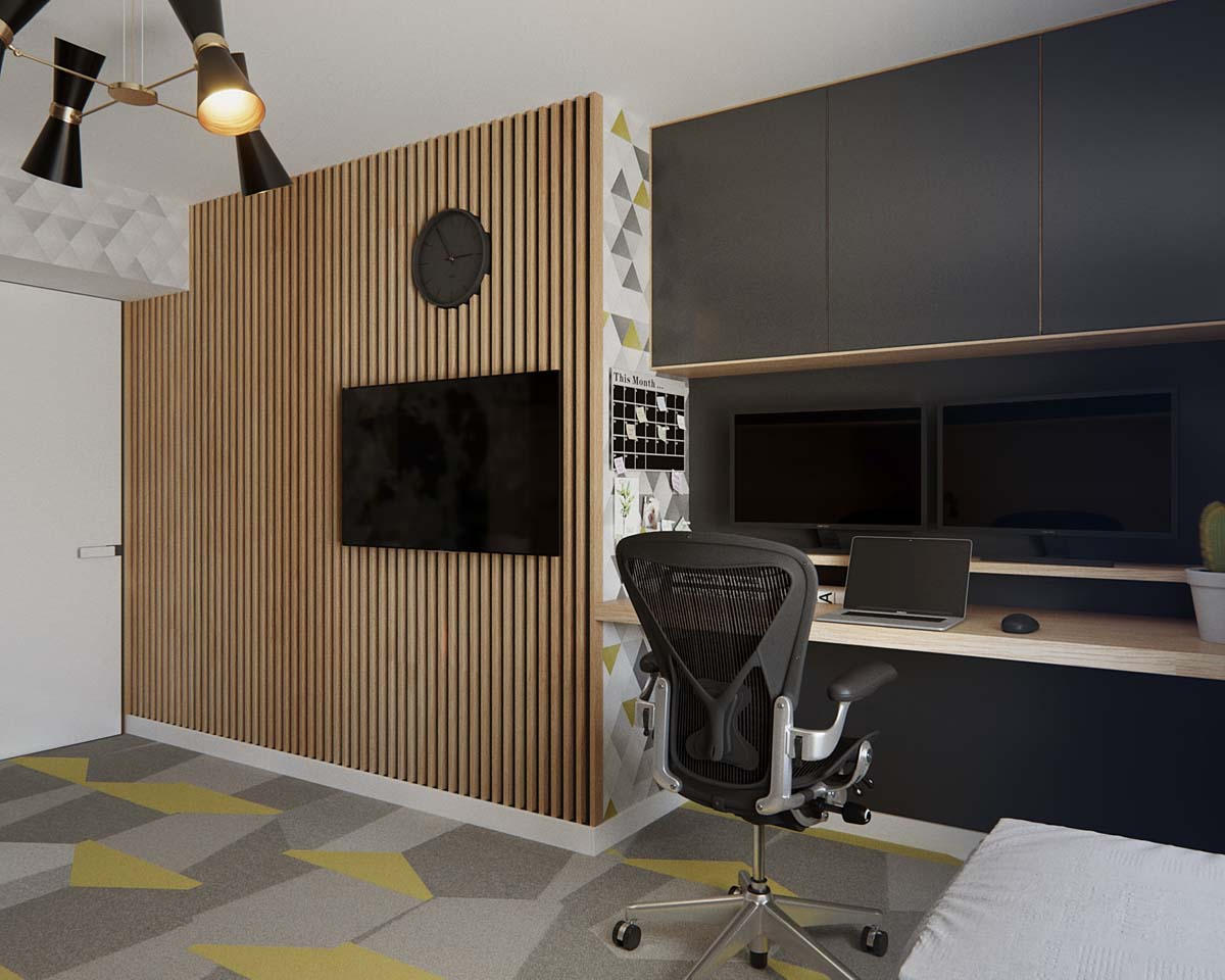 A Cozy Ecostyle Apartment in Lviv images 18