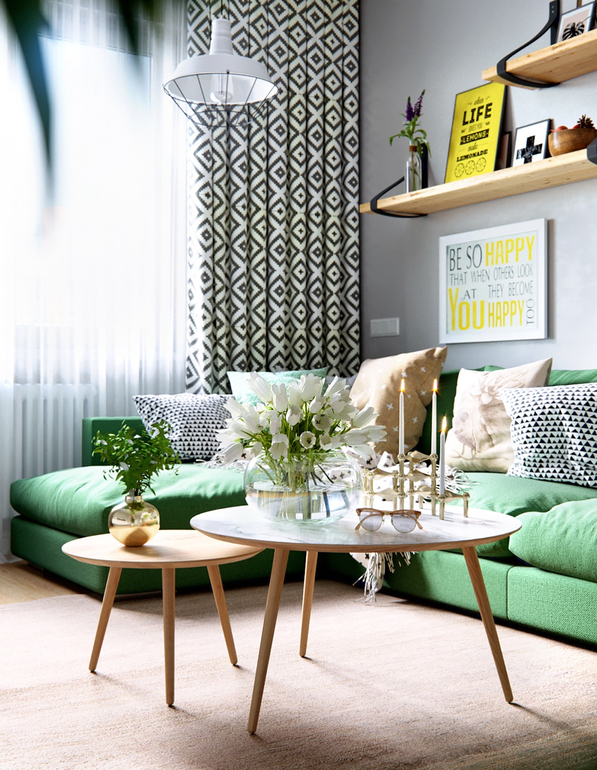 Bold Colour Scandinavian Twists images 7