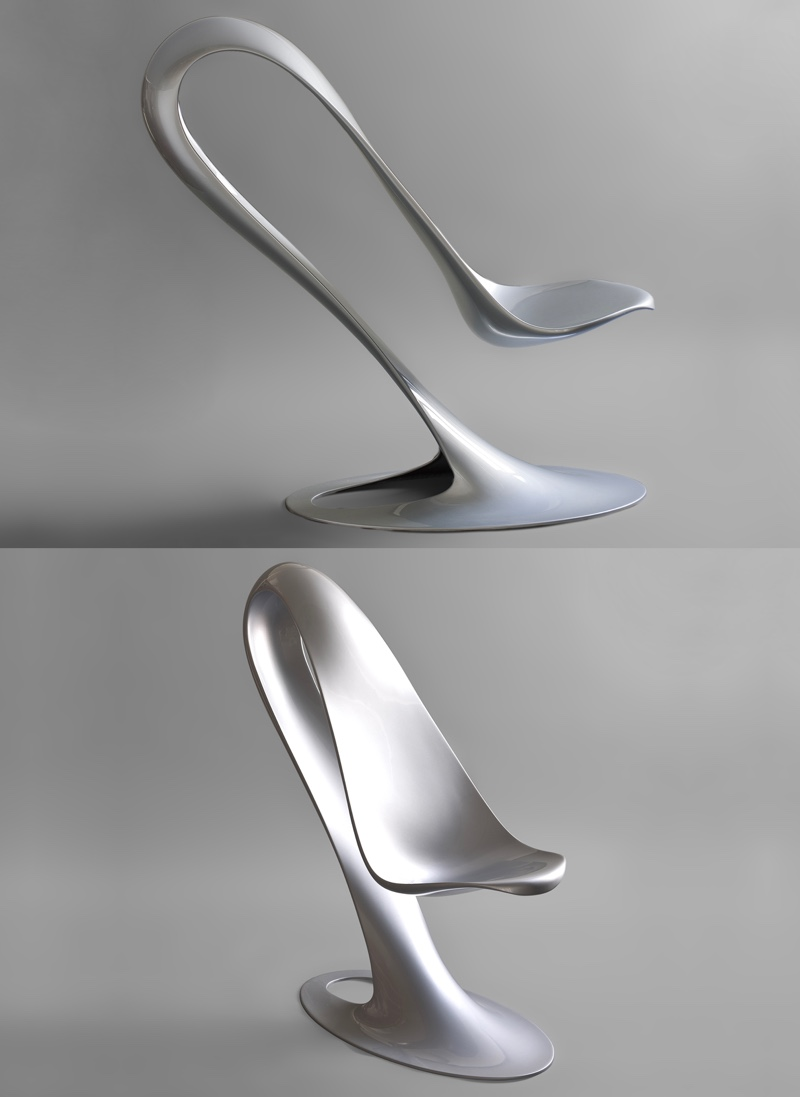 5 Stunning Sculptural Chairs That Act As Artistic Centrepieces