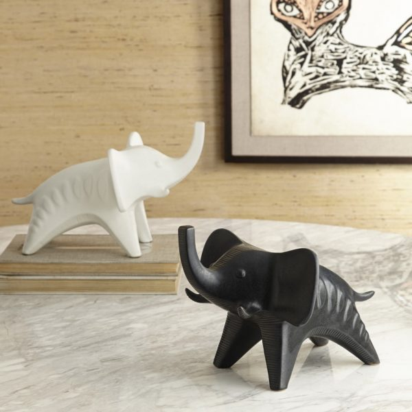 50 awesome animal sculptures figurines for home decor. Black Bedroom Furniture Sets. Home Design Ideas