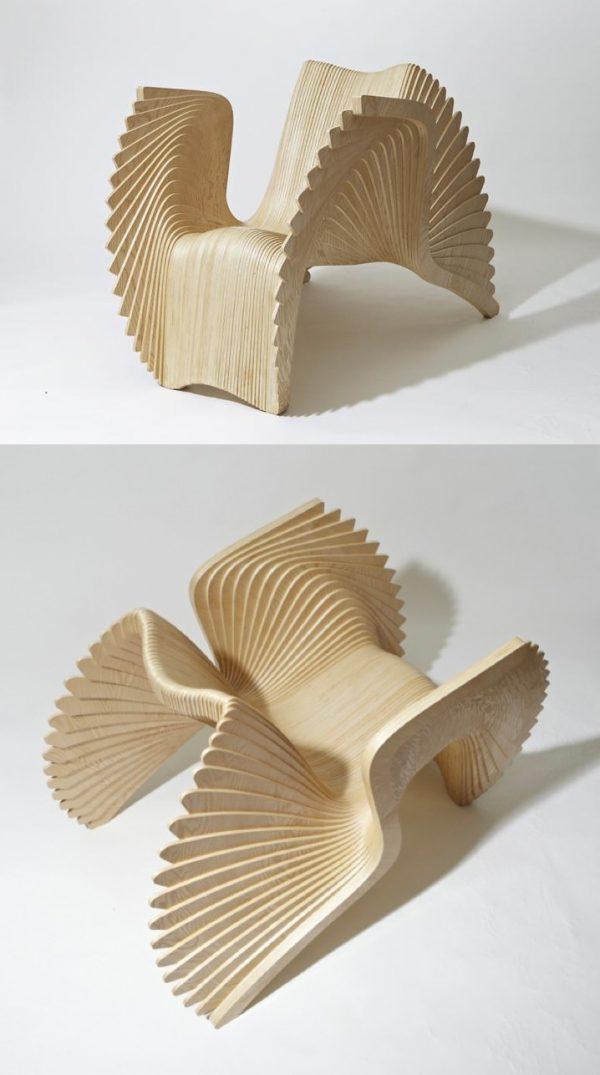 50 Stunning Sculptural Chairs That Act As Artistic Centrepieces Interior Design Ideas Howldb