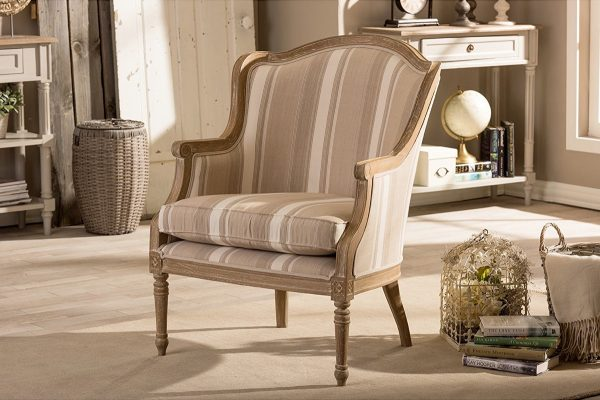 buy it traditional frenchstyle accent chair