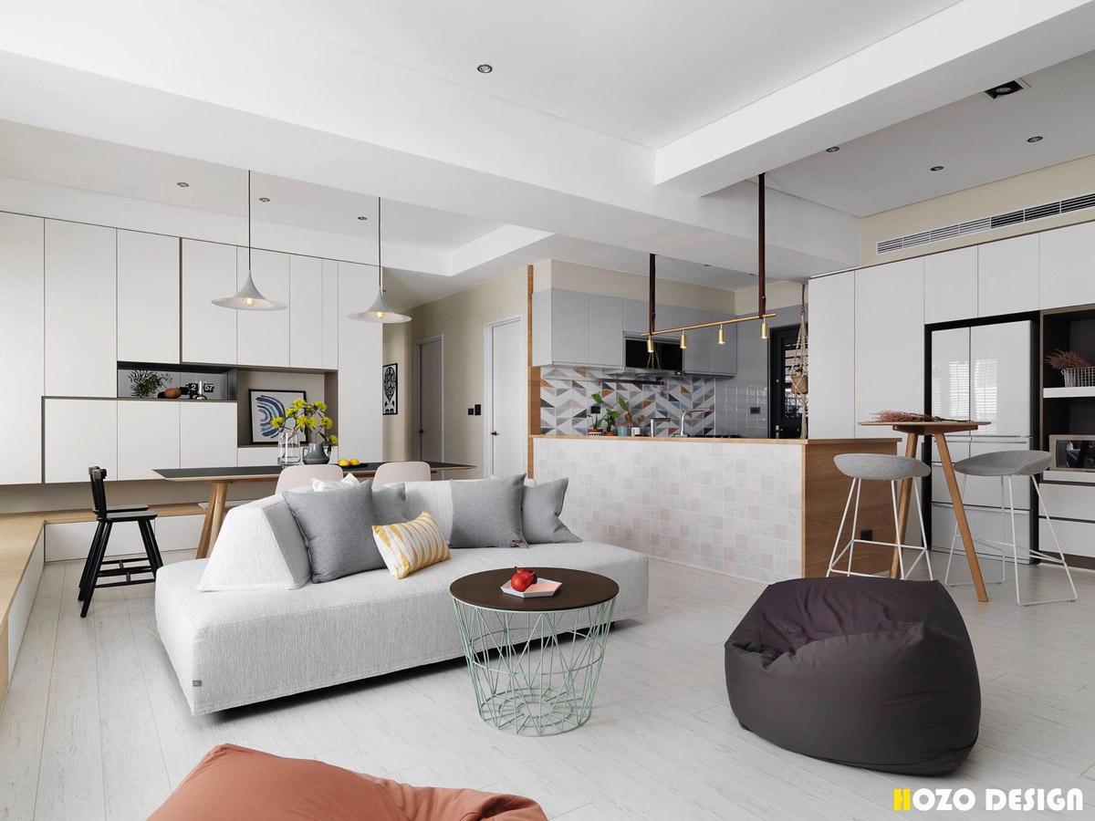 A Bright Home to Give a Family a Taste of the Good Life images 1
