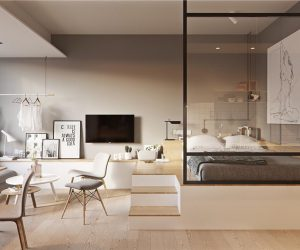 ... Three Cozy Apartments That Maximize A Small Space