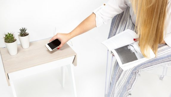 Cool Product Alert: A Smart Night Stand