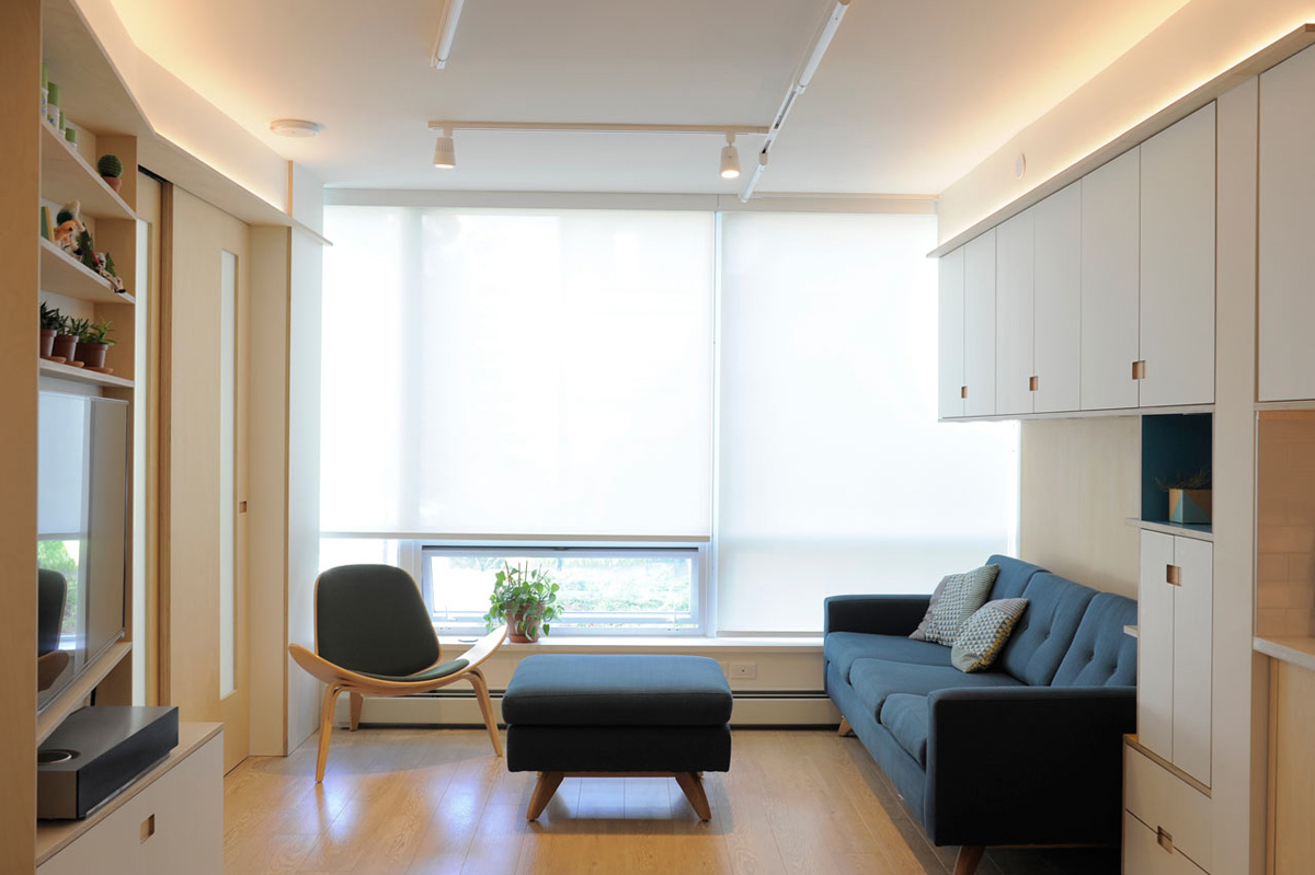 Three Cozy Apartments That Maximize Small Space