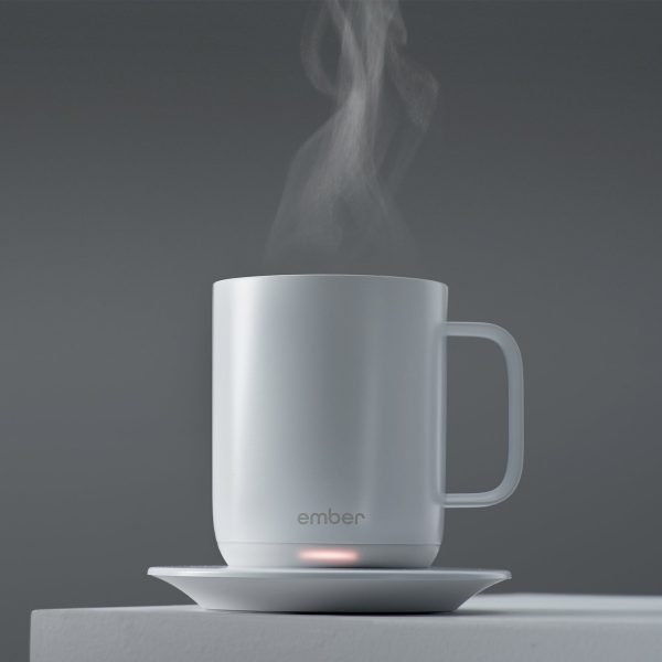 Cool product alert a smart tea coffee mug