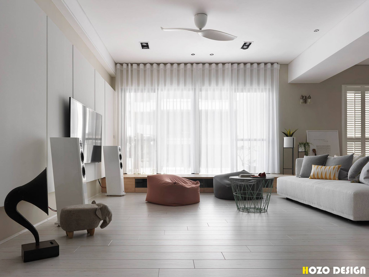A Bright Home to Give a Family a Taste of the Good Life images 3