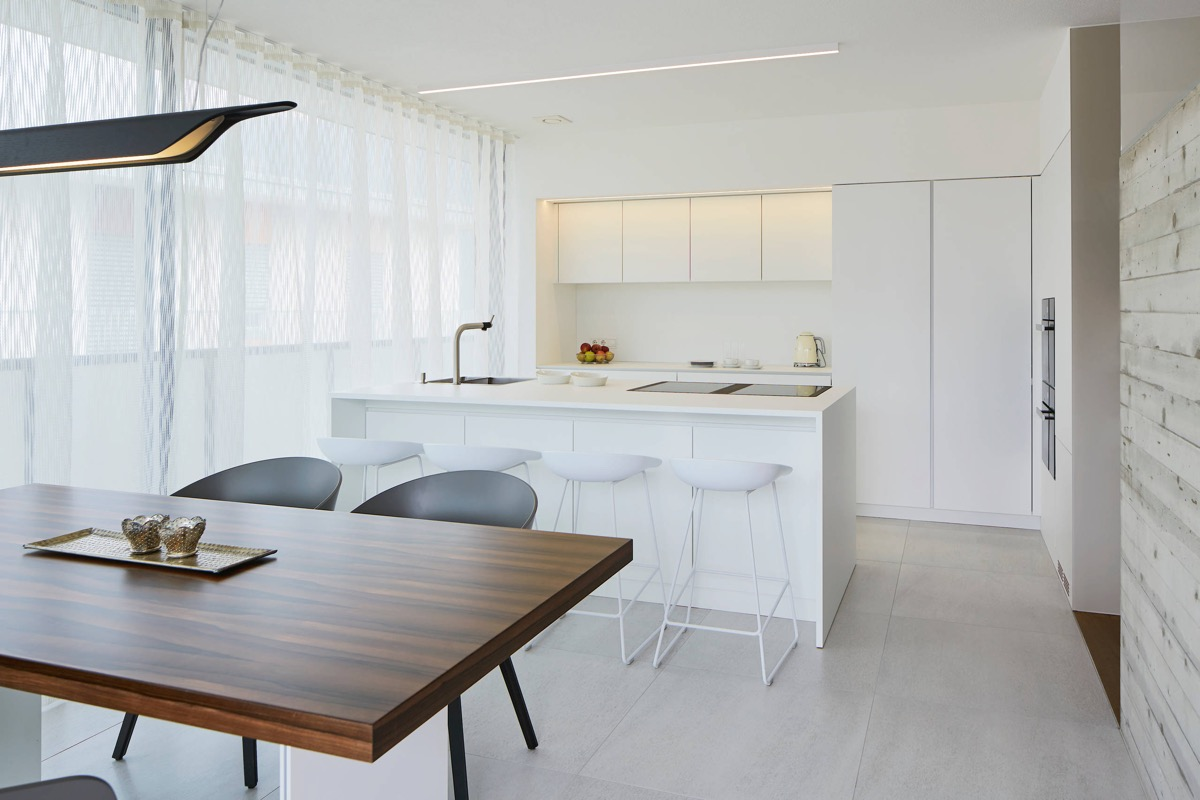 40 Minimalist Kitchens to Get Super Sleek Inspiration images 3