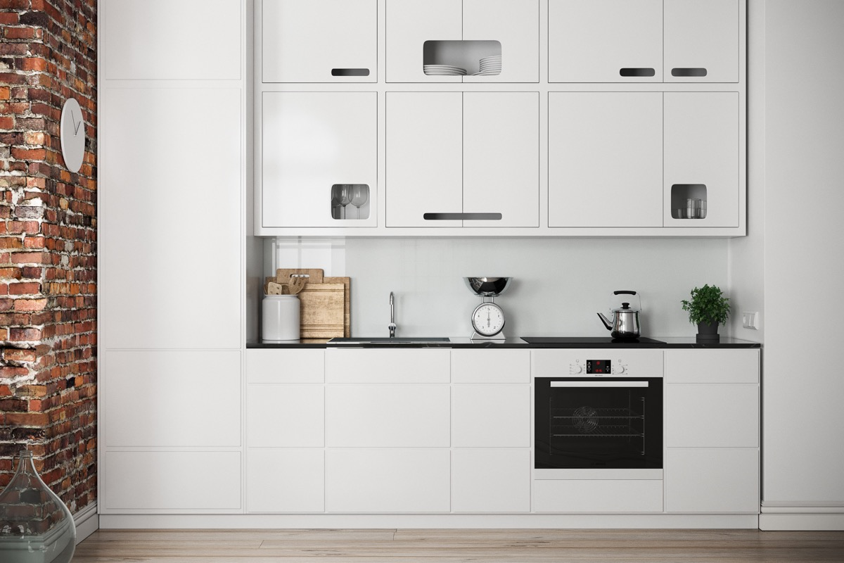 40 Minimalist Kitchens to Get Super Sleek Inspiration images 0