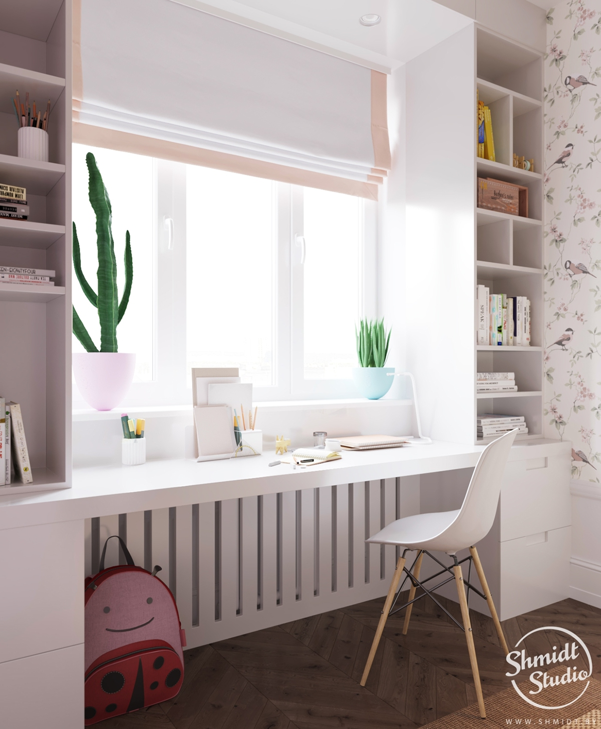 A Scandinavian Chic Style 3 Bedroom Apartment For A Young Family images 32