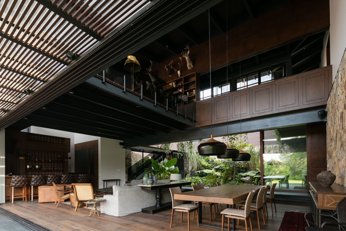 Modern Mexican Build With Tropical Gardens images 8