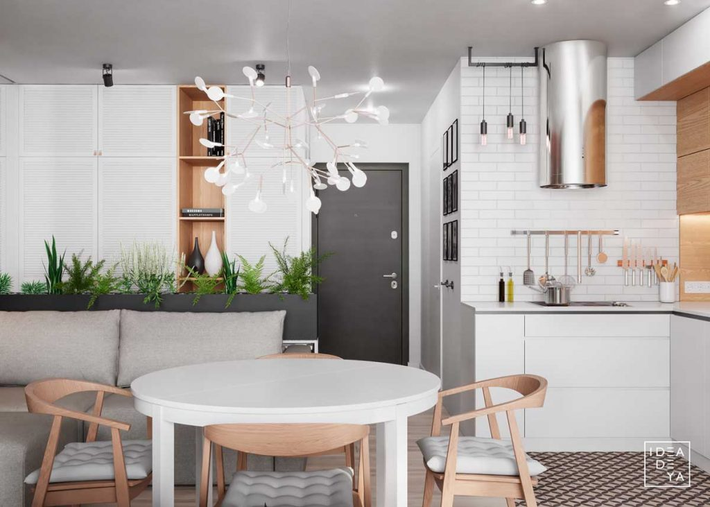 3 Modern Small Apartment Designs Under 50 Square Meters That Don T Sacrifice On Style Includes Floor Plans