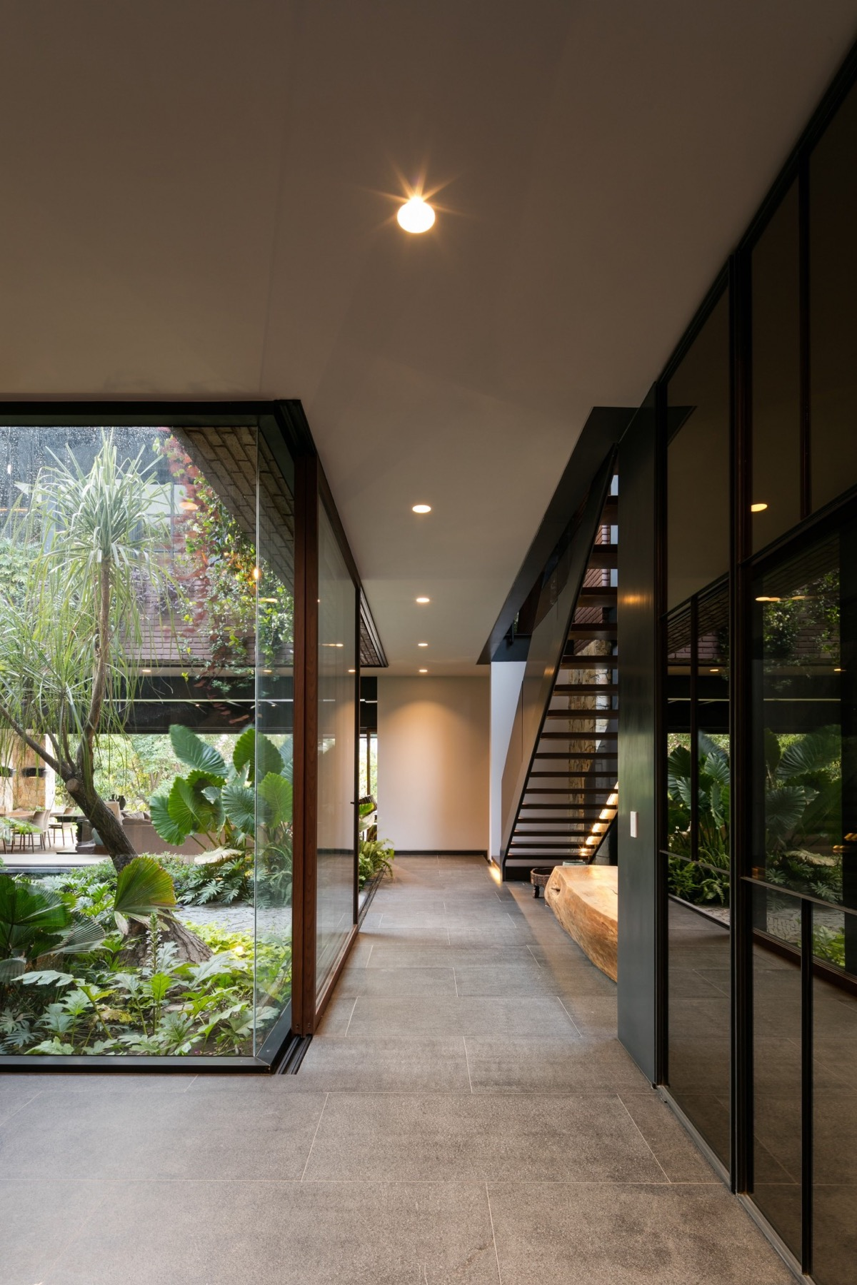 Modern Mexican Build With Tropical Gardens images 14