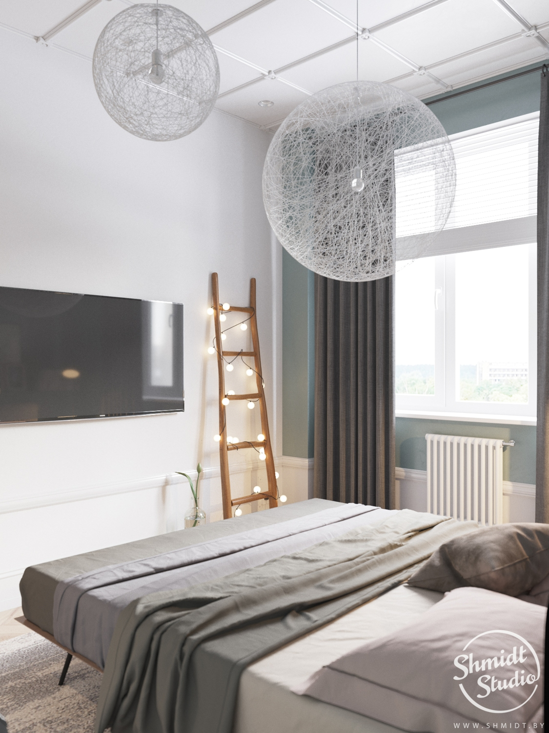 A Scandinavian Chic Style 3 Bedroom Apartment For A Young Family images 22