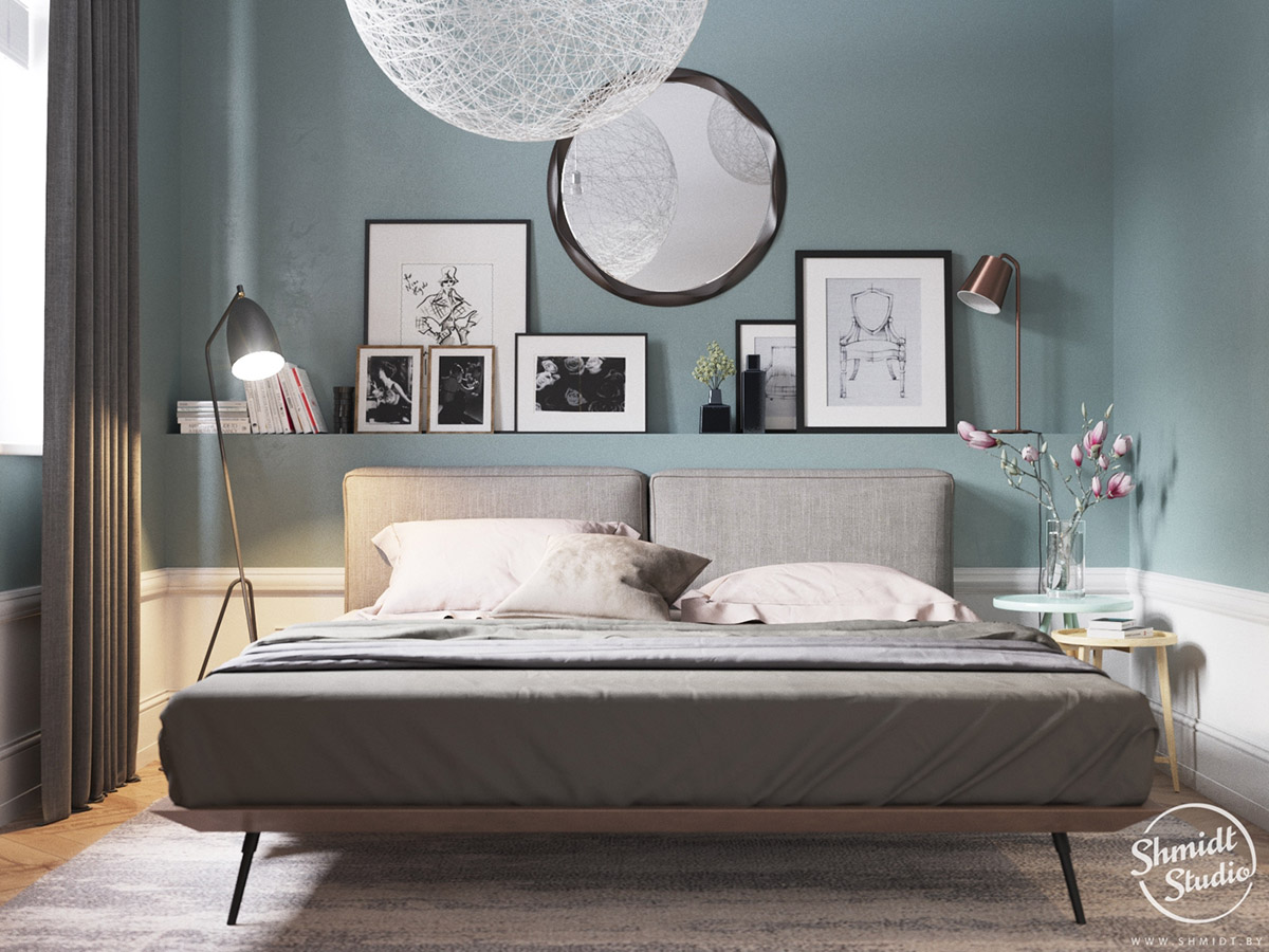 A Scandinavian Chic Style 3 Bedroom Apartment For A Young Family images 17