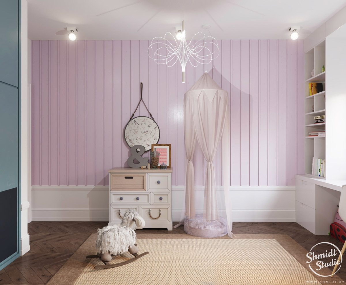 A Scandinavian Chic Style 3 Bedroom Apartment For A Young Family images 33