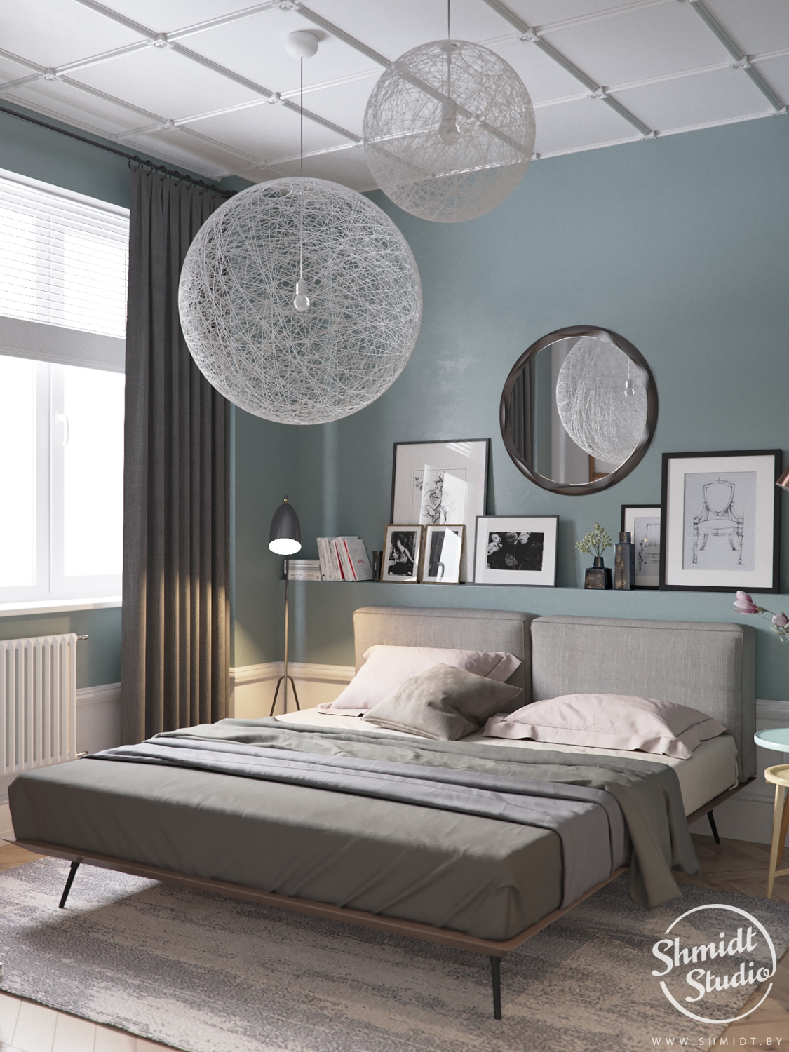 A Scandinavian Chic Style 3 Bedroom Apartment For A Young Family images 18