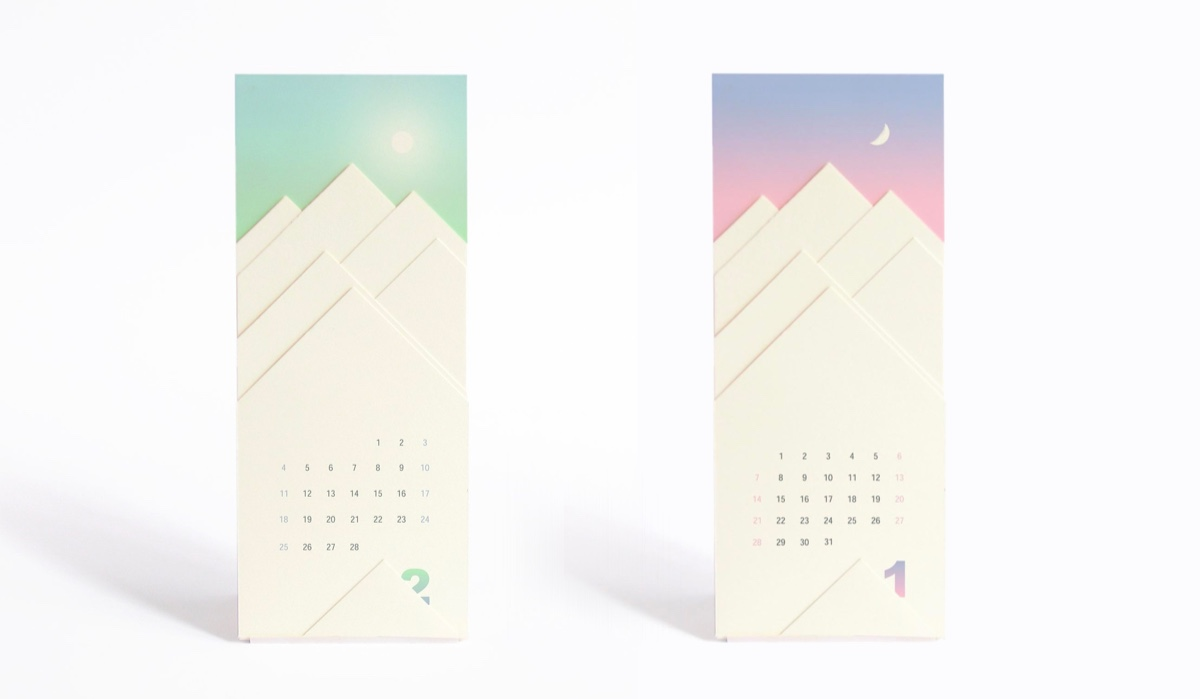 Product Of The Week: 3 Cool Calendars For 2018