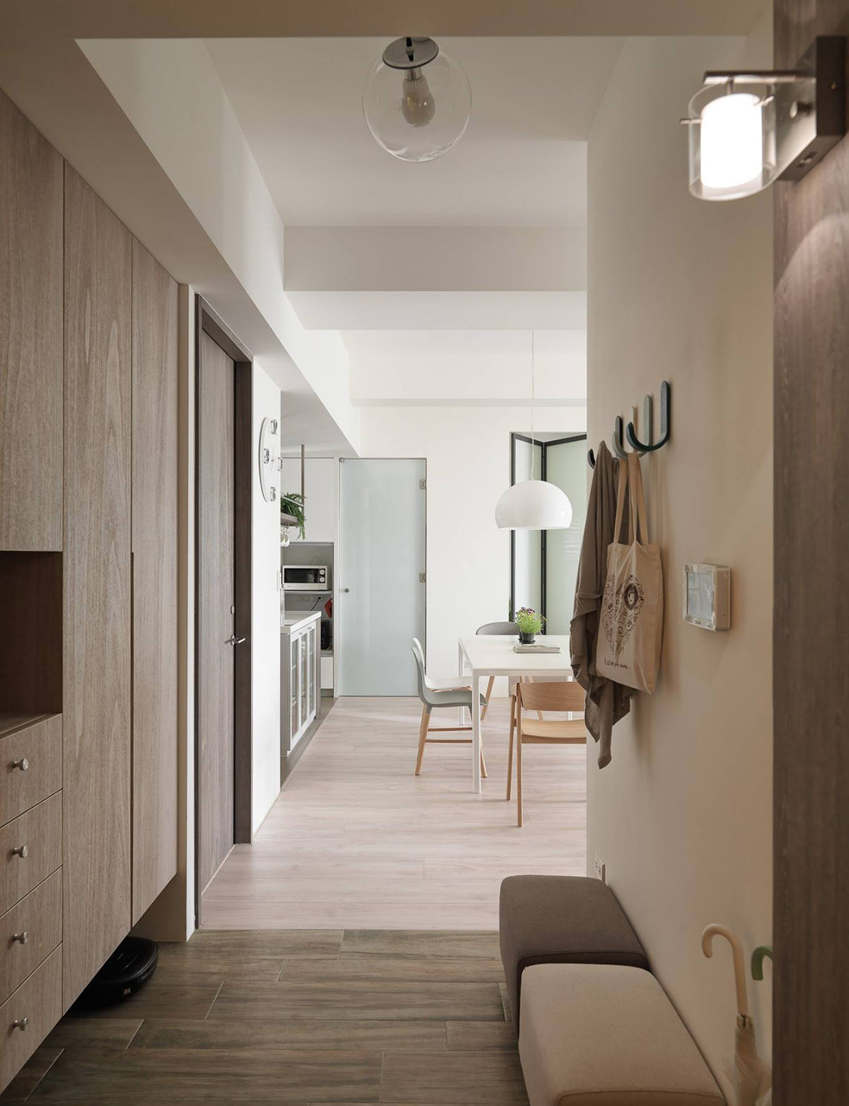 A Soothing, Earthy Color Scheme for a 3 Bedroom Home With Study [Includes Floor Plans] images 14
