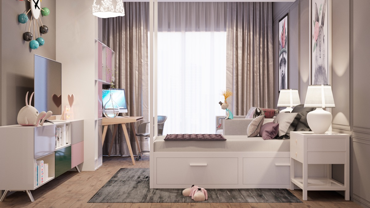 Luxury Kids' Rooms images 32