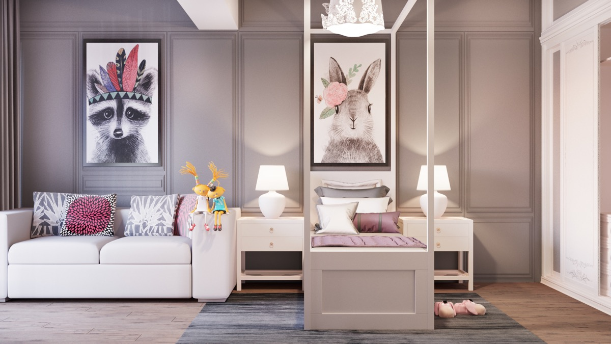 Luxury Kids' Rooms images 29