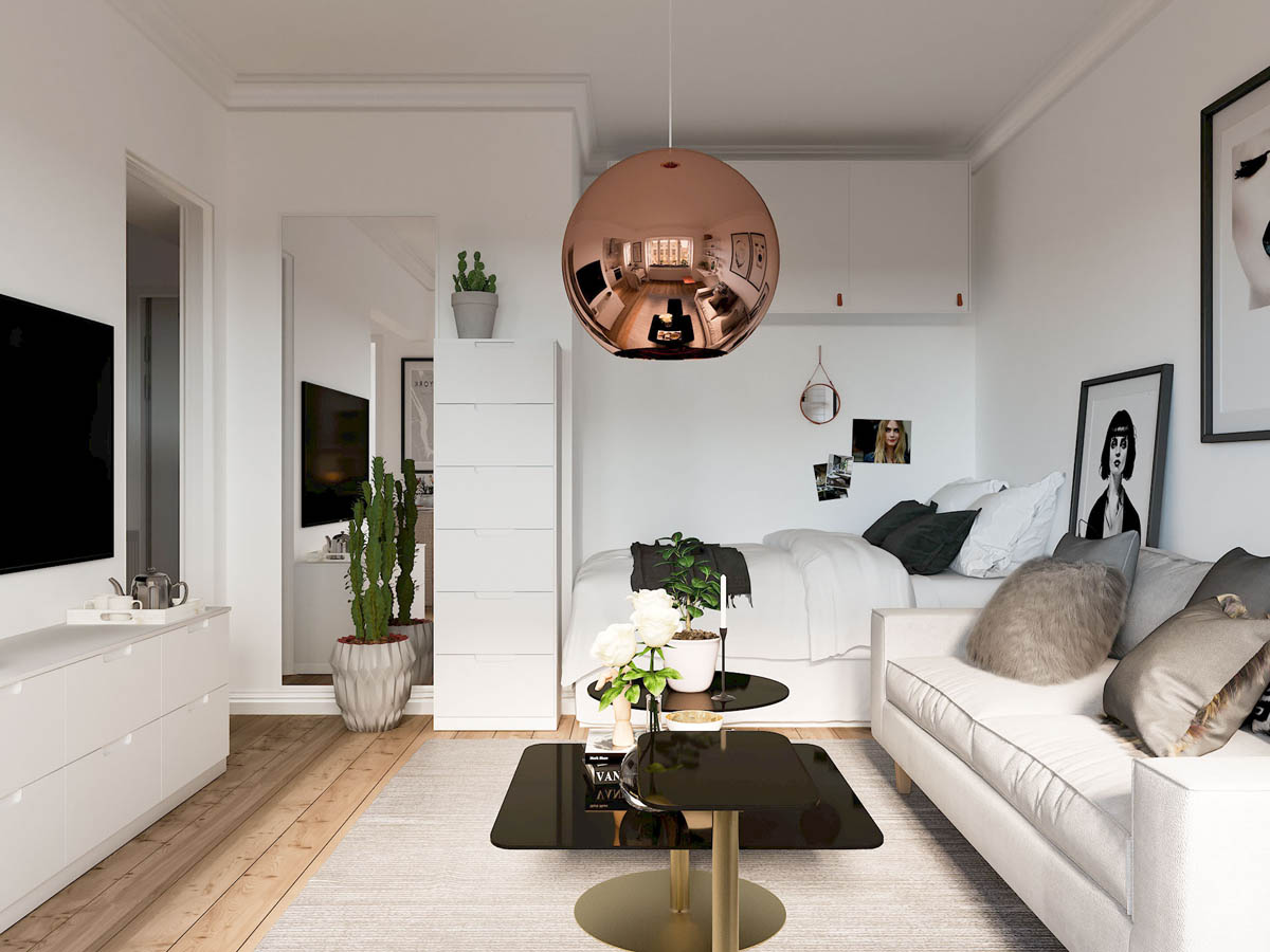 Four Modest Sized Homes Going Big On Style images 2