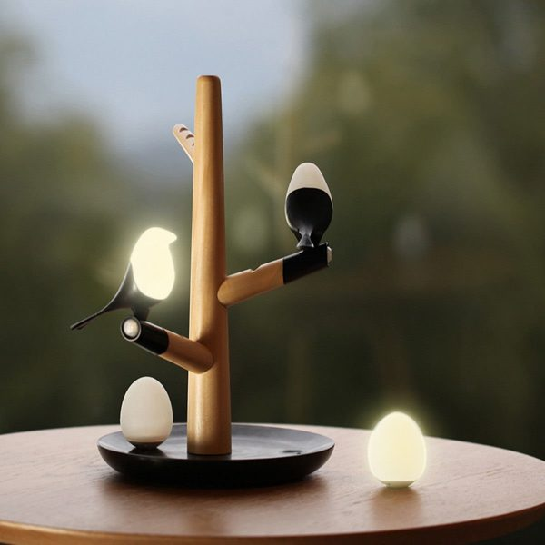 Product Of The Week: Cute Rechargeable Birds On A Branch Light