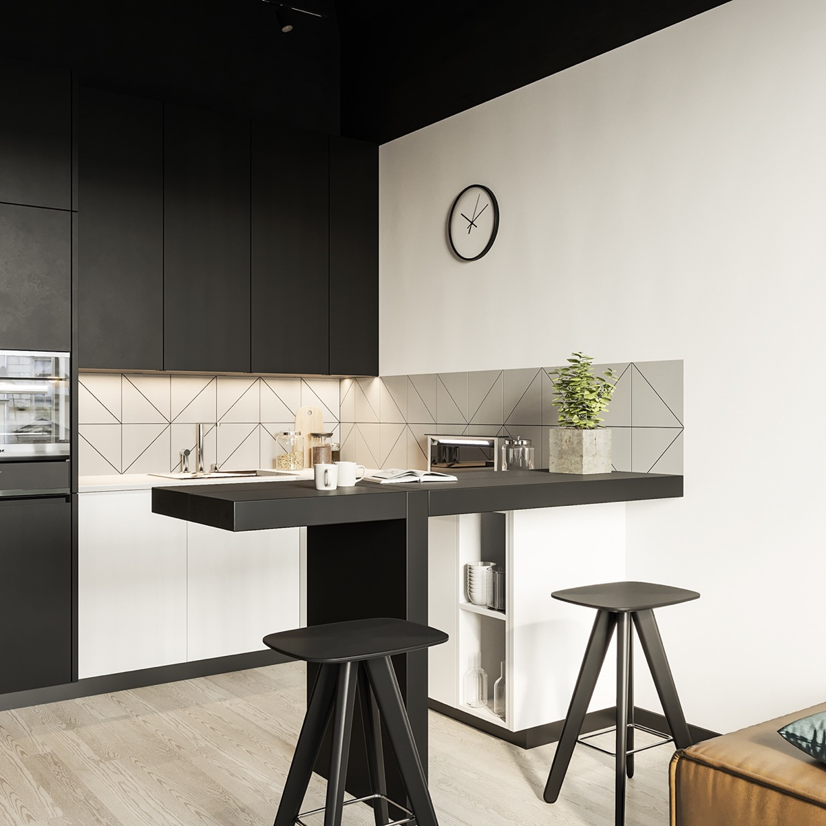 Small & Stylish: Four Homes Under 50 Square Meters images 3