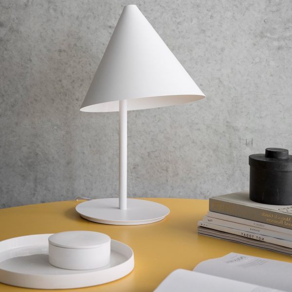 50 designer table lamps to light up your home with luxury buy it conic table lamp aloadofball Image collections