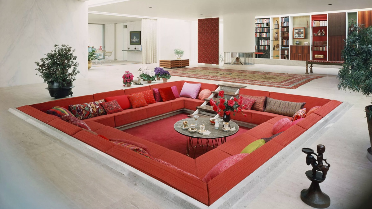 30 Mesmerizing MidCentury Modern Living Rooms And Their Design Guides