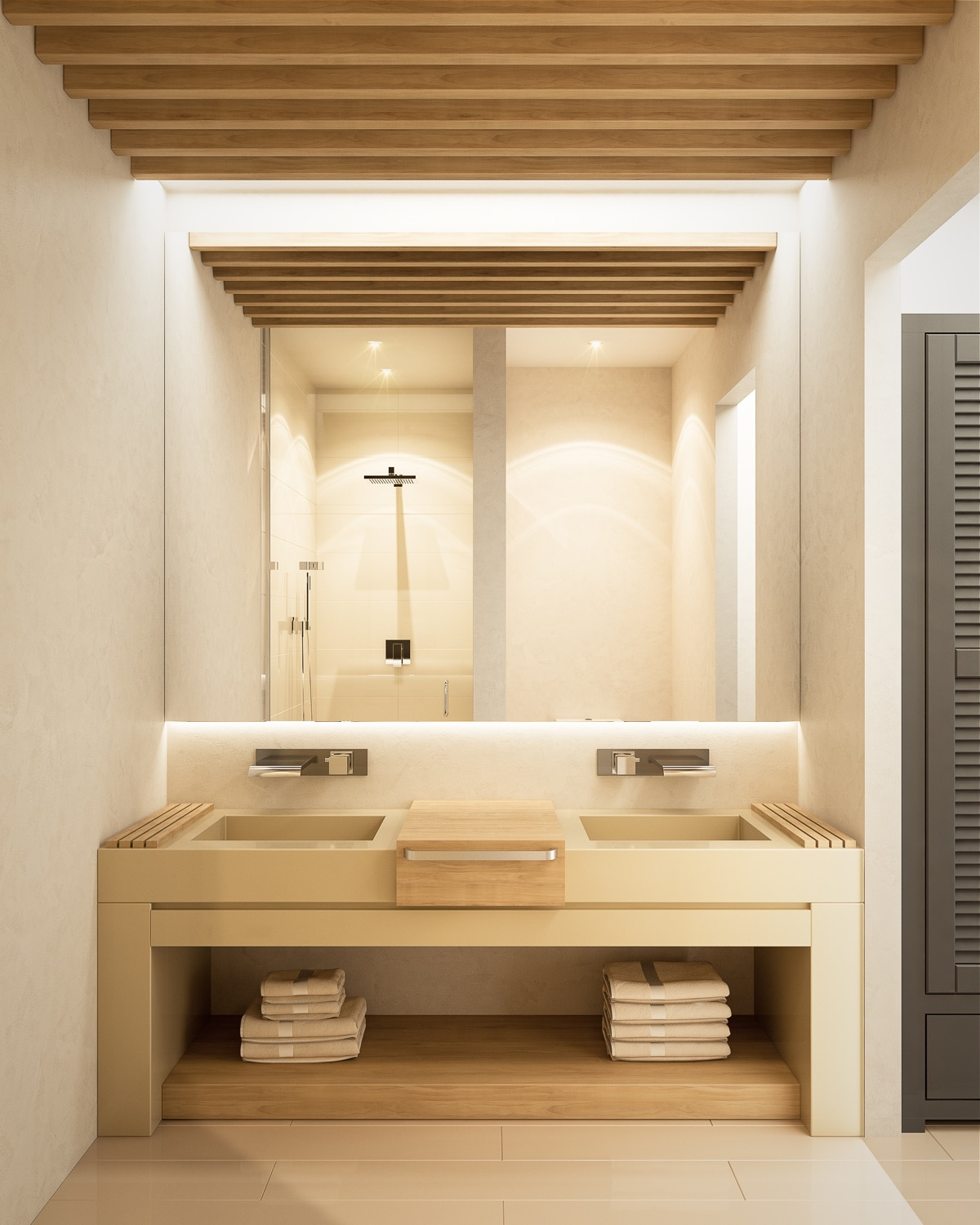 40 Modern Bathroom Vanities That Overflow With Style images 22