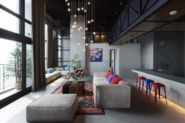 50 Modern Living Rooms That Act As Your Home?s Centrepiece