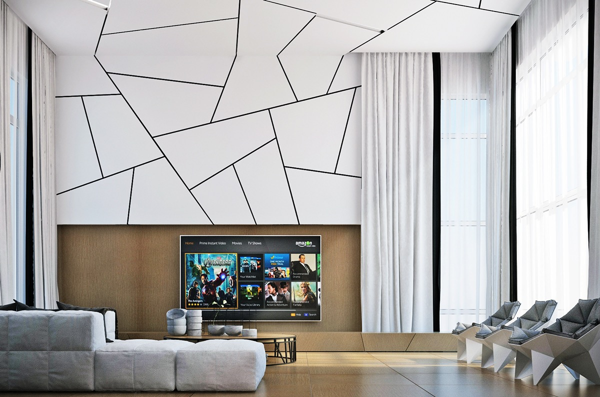 50 Modern Living Rooms That Act As Your Home 39 S Centrepiece